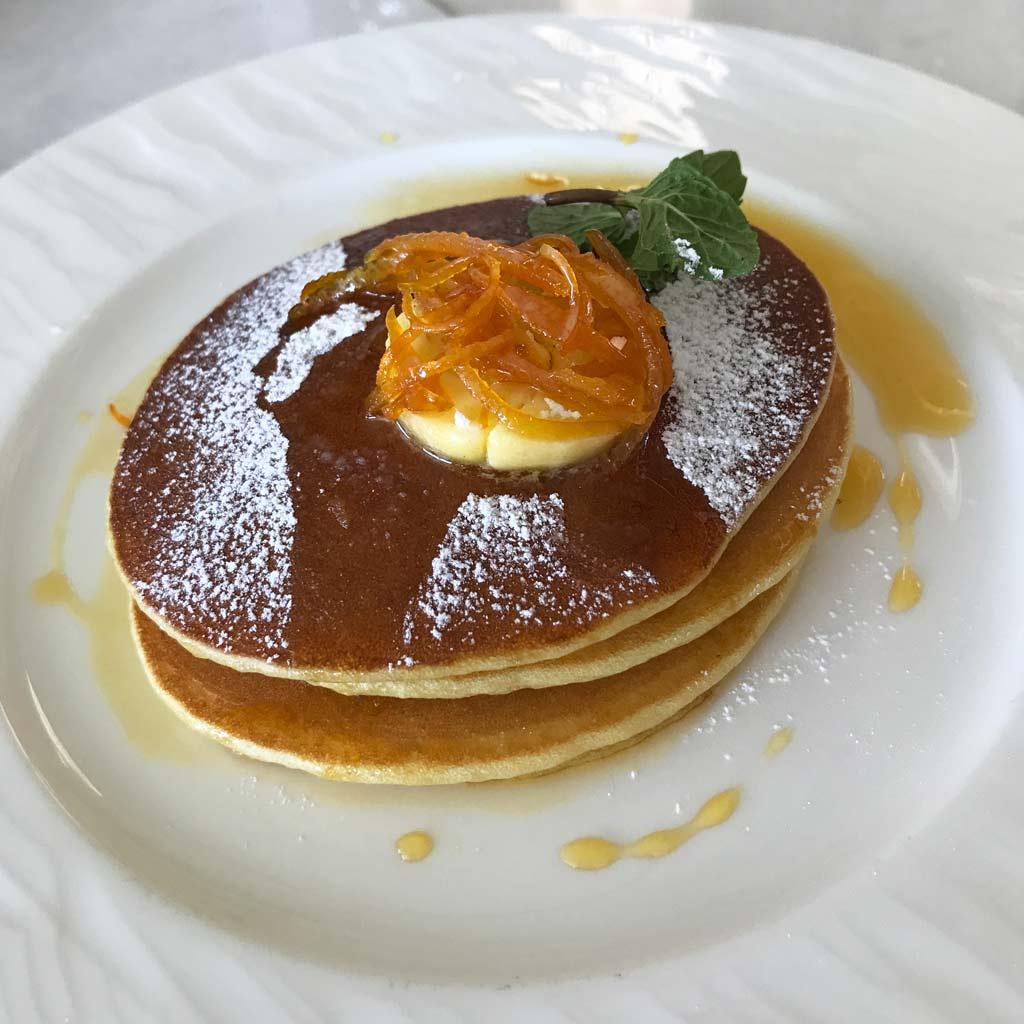 ザ・ムリアの朝食