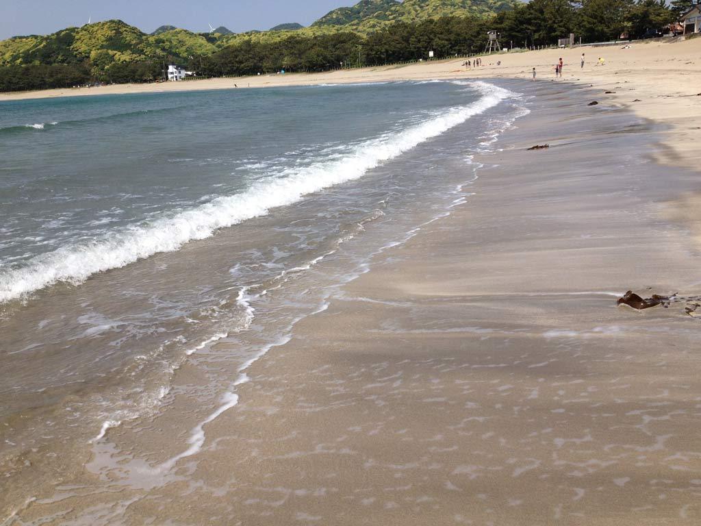 南伊豆の絶景温泉・弓ヶ浜