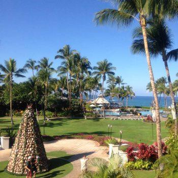 クリスマスを憧れのハワイで!vol.2 ハワイ島「ザ フェアモント オーキッドハワイ」